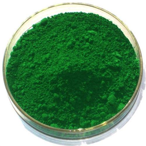 Bột màu xanh lá cây